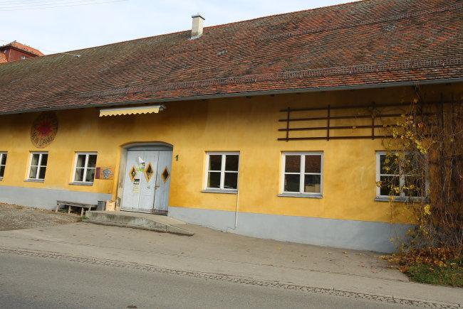 Versandgebäude Finkhof Außenaufnahme